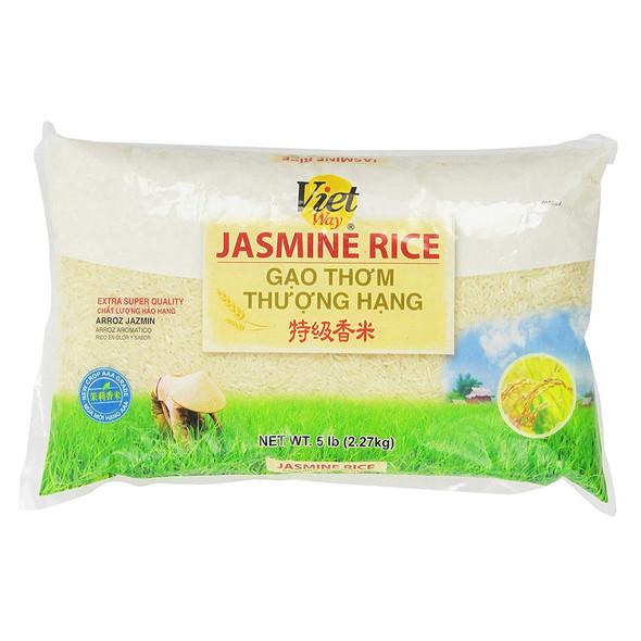 Viet Way Jasmine Rice, 5lbs
