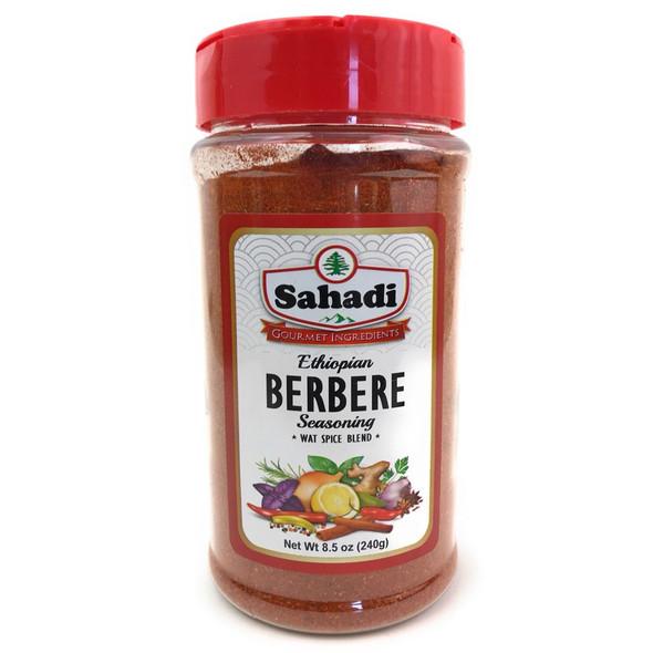 Sahadi Ethiopian Berbere Seasoning Spice Blend, 8.5oz