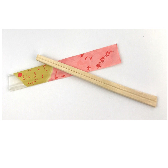 Shirakiku Genroku Disposable Wooden Chopstick