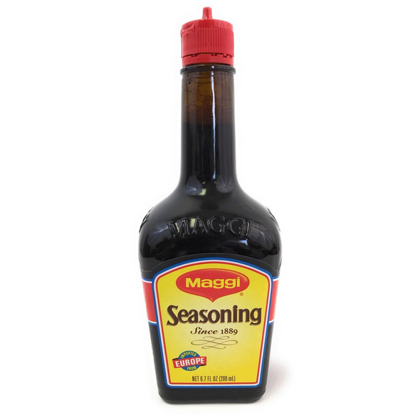 Maggi Seasoning Europe Imported Soy Sauce 6.7 fl oz