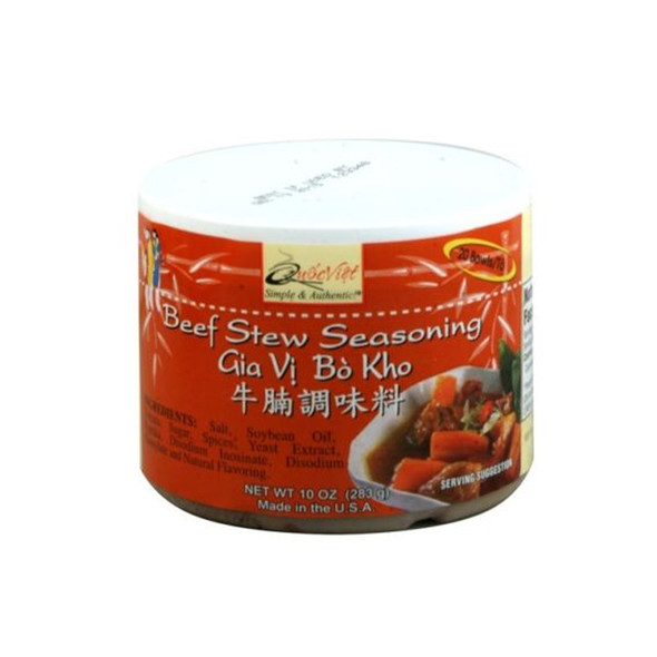 Quoc Viet Cot Bo Kho - Vietnamese Beef Stew Seasoning Spices, 10oz