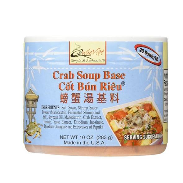 Quoc Viet Bun Rieu Crab Soup Base
