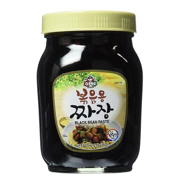 assi Black Bean Sauce, Jjajang 2.2lb