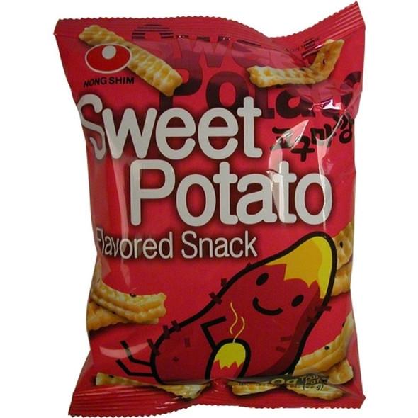 Nongshim Sweet Potato Crackers Chips Snacks