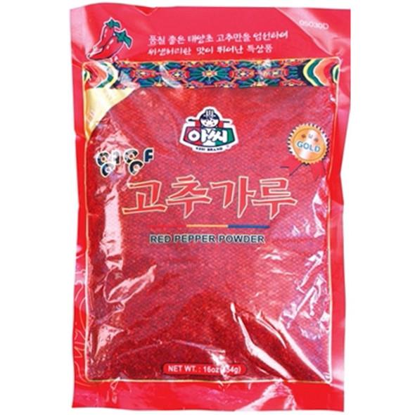 assi Red Pepper Powder, Korean Kimchi, 1 Pound