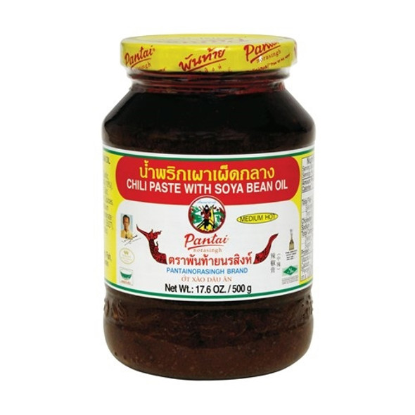 Pantai Norasingh Chili Paste Soya Bean Oil