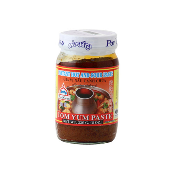 Por Kwan Hot and Spicy Tom Yum Paste