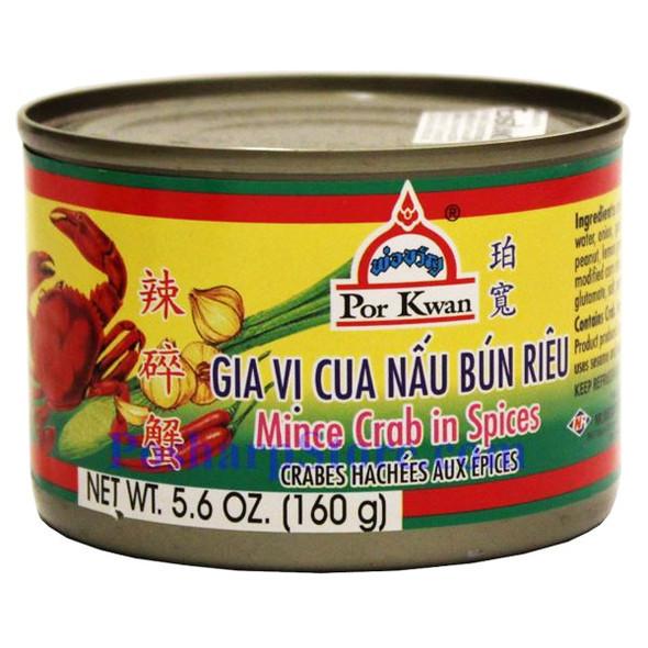 Por Kwan Minced Crab in Spice - Gia Vi Bun Rieu