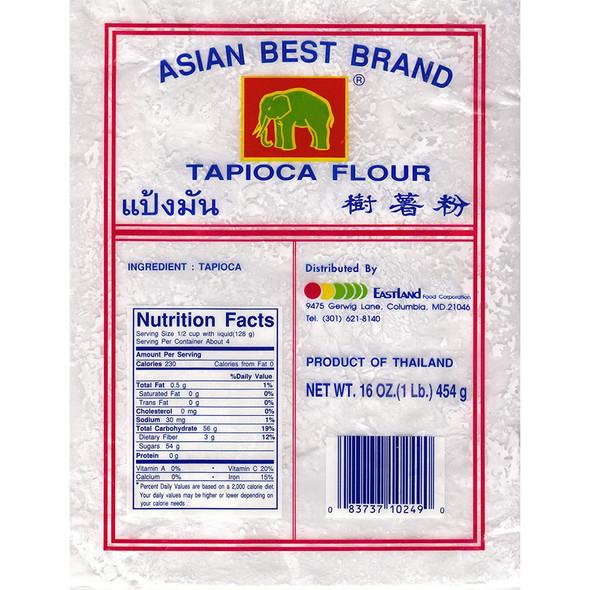 Asian Best Brand Tapioca Flour