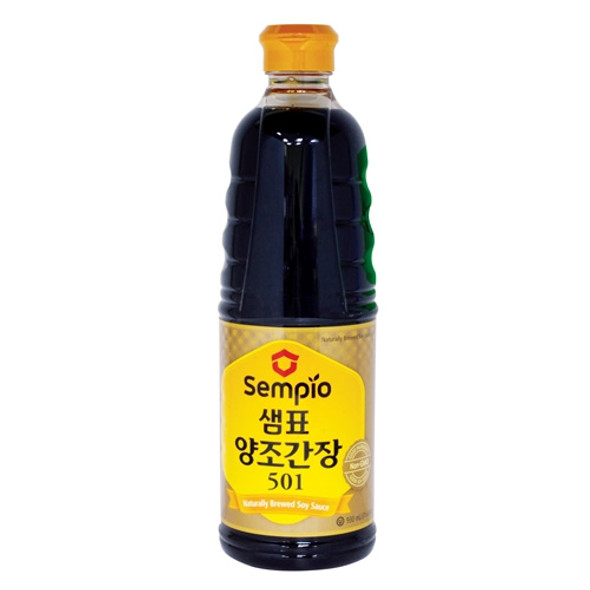 Sempio Naturally Brewed Soy Sauce 501