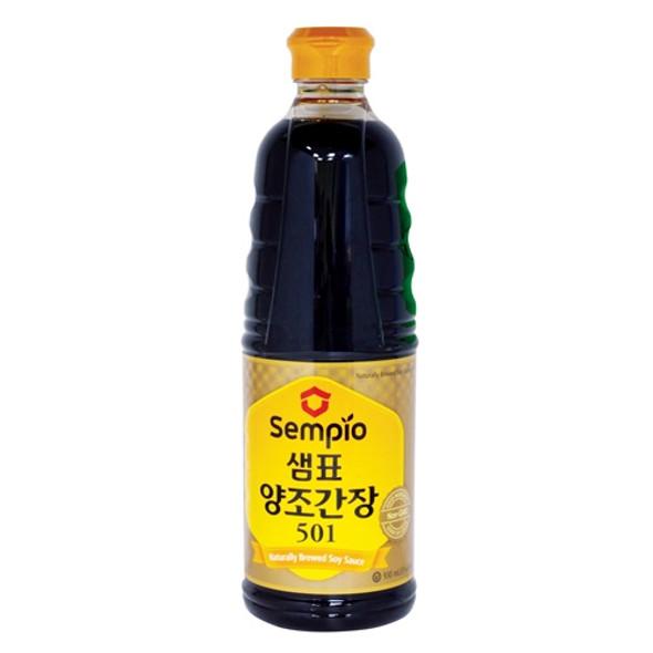 Sempio Naturally Brewed Soy Sauce 501
