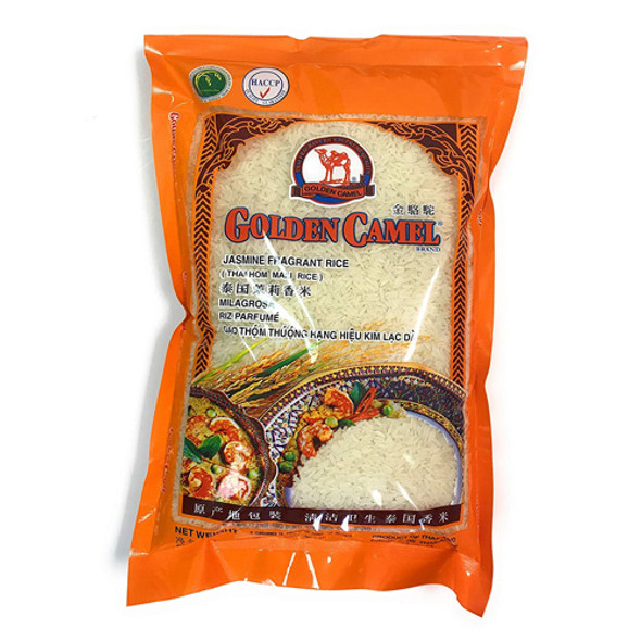 Golden Camel Jasmine Thai Rice, 5lbs