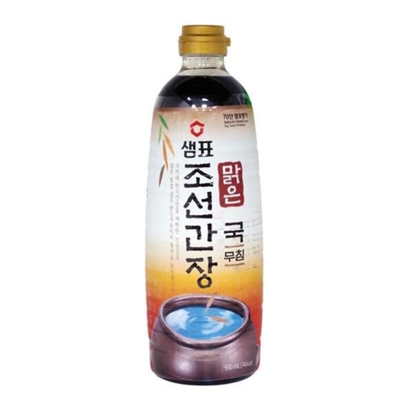 Sempio Korean Naturally Brew Soy Sauce