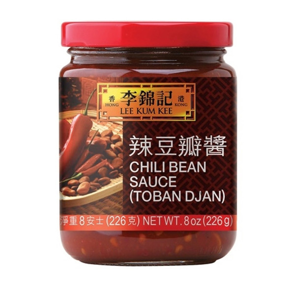 Lee Kum Kee LKK Chili Bean Sauce 8oz Toban Djan