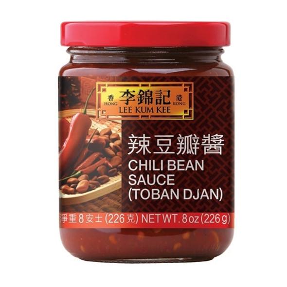 Lee Kum Kee LKK Chili Bean Sauce 8oz Toban Djan