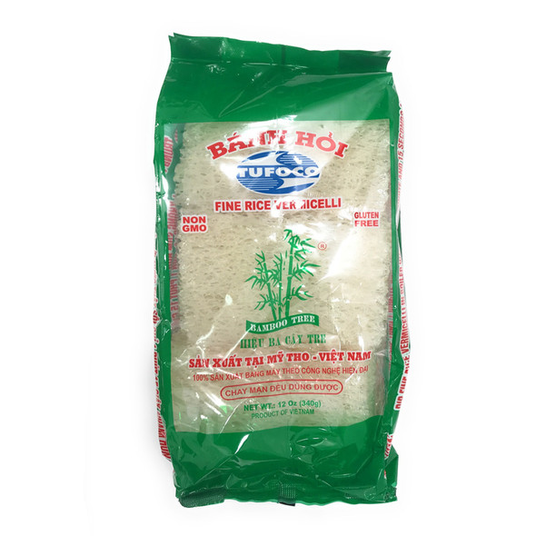 Banh Hoi Tuoi Hieu - Bamboo Tree Tufoco Brand Fine Vermicelli