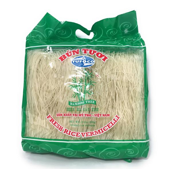 Tufoco Bamboo Tree Rice Vermicelli 2lb Bun Thit Nuong