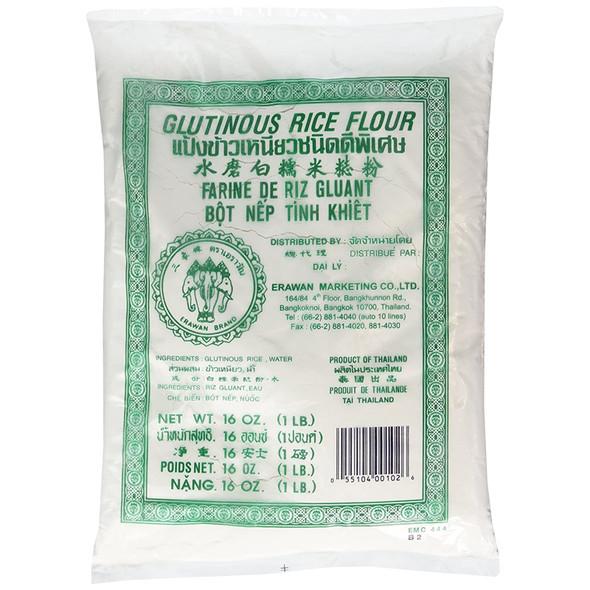 Erawan Glutinous Rice Flour 16oz