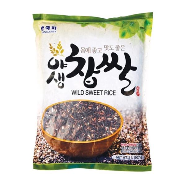 Han Kuk Mi Wild Sweet Rice, 2lb