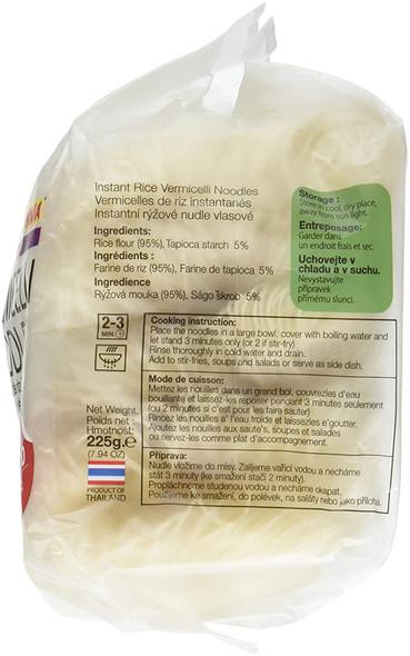 Mama Instant Rice Vermicelli Noodles, 7.94 oz