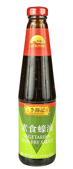 Lee Kum Kee LKK Vegetarian Stir Fry Sauce