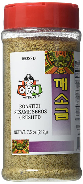 Assi Crushed Roasted Salt Sesame Seed