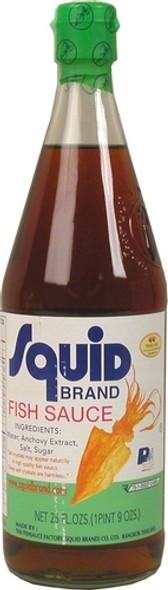 Squid Brand Fish Sauce 25 fl oz