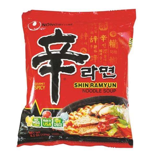 Nongshim Shin Ramyun Instant Noodles
