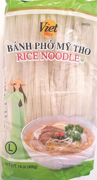 Viet Way Rice Noodles Large Size