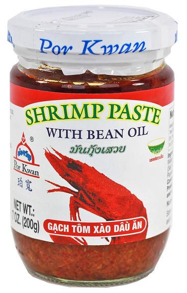 Por Kwan Shrimp Paste with Bean Oil