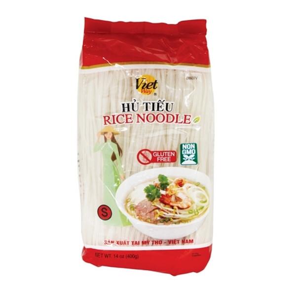 Viet Way Rice Stick Noodles for Hu Tieu Vietnamese Seafood Soup