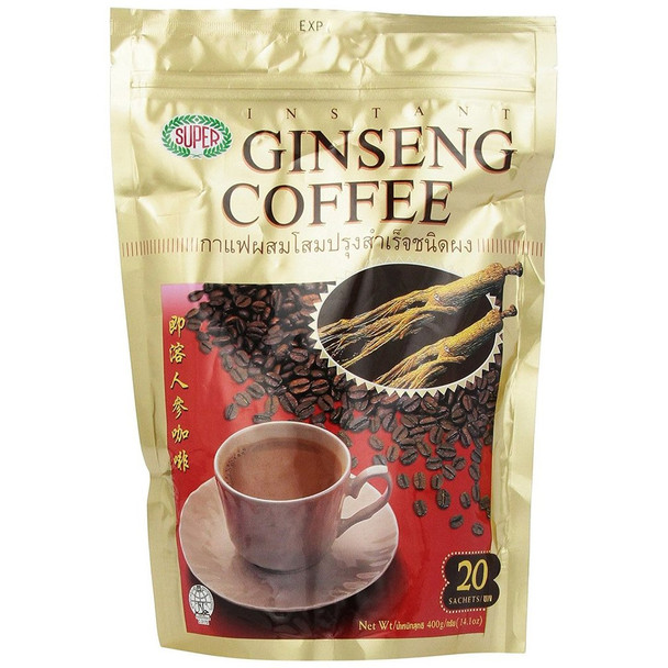 Super Ginseng Coffee