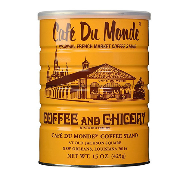 Cafe Du Monde Coffee and Chickory, 15 Ounce