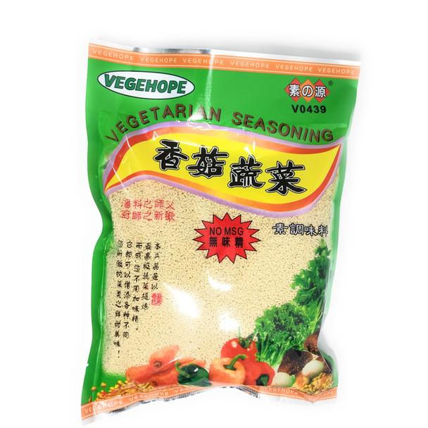 Vegehope Vegetarian NO MSG Granulated Seasoning