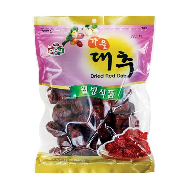 Assi Chinese Red Dried Date Jujube
