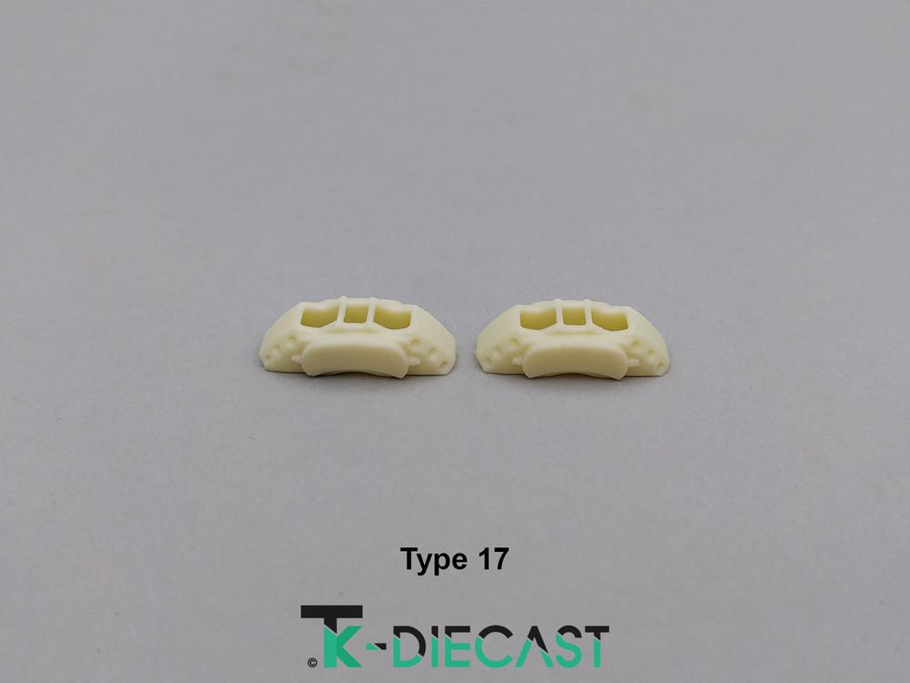 Caliper Type 17 (Endless)