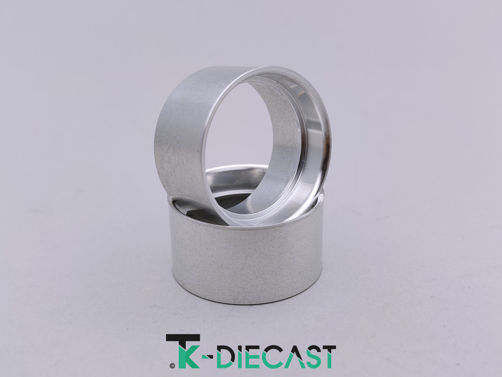 "18"" Universal Wheel Rings Reverse Lip (Round Dish) Alloy"