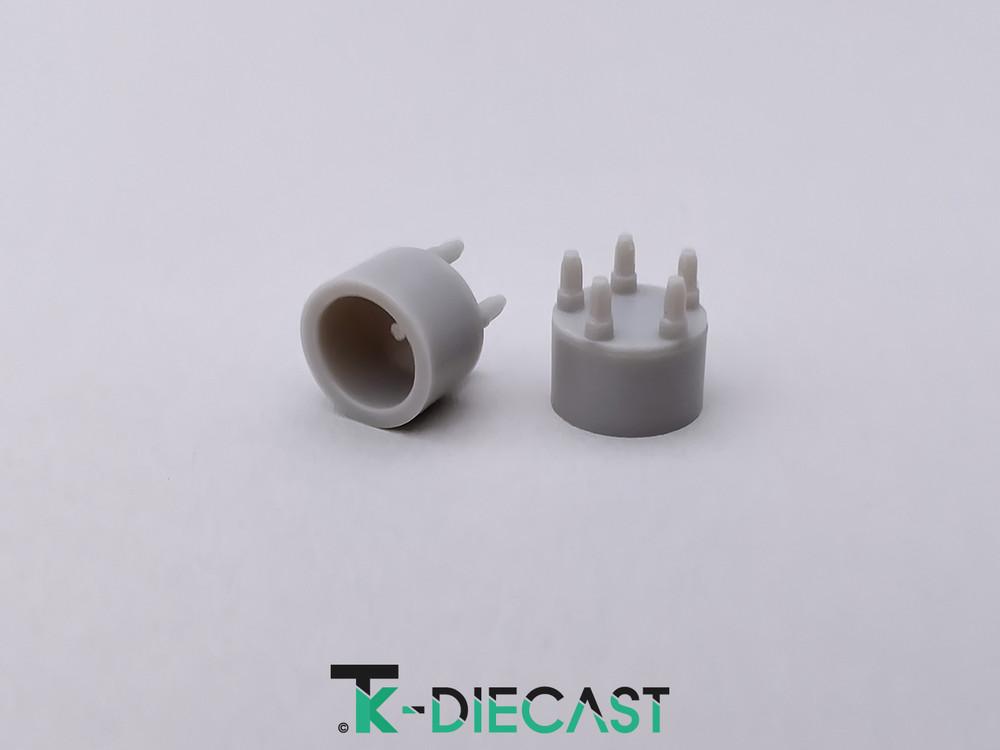 Lug Nut Hub Adapter 5 Bolt