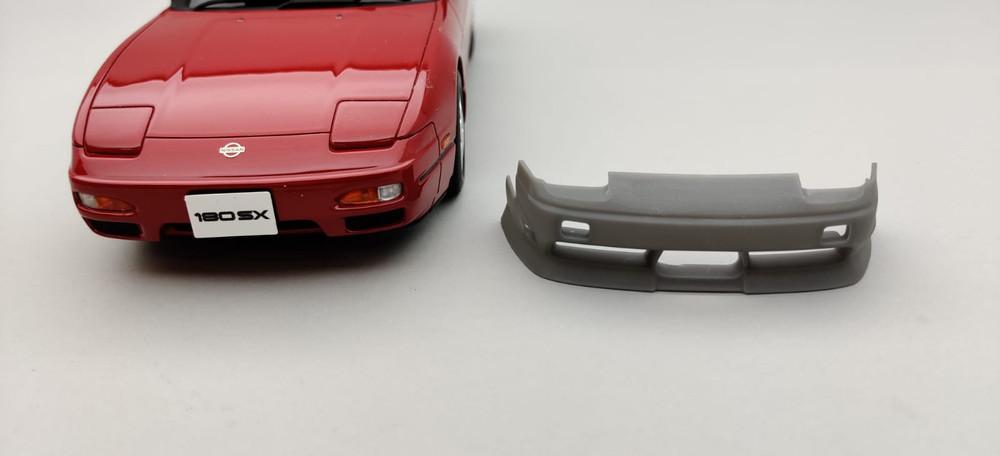 Nissan 180SX S13 Type X  Front Bumper