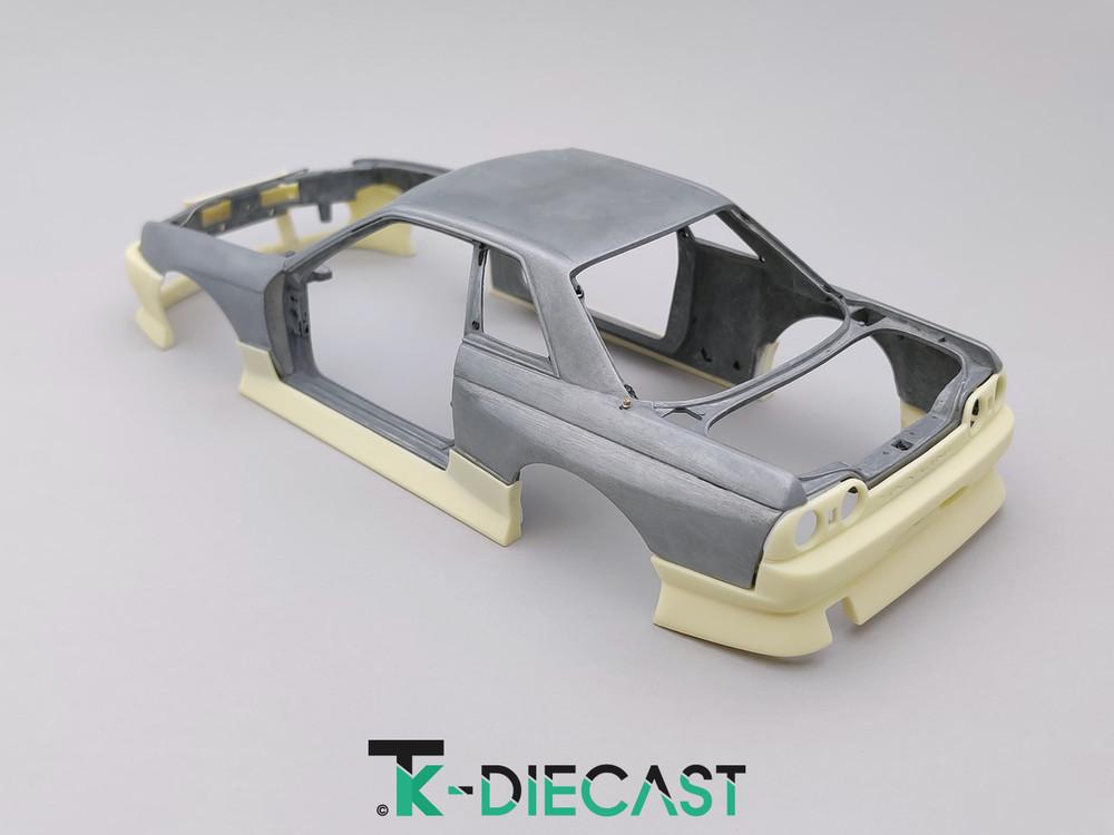 Nissan R32 GT-R Skyline BN Sports Body Kit