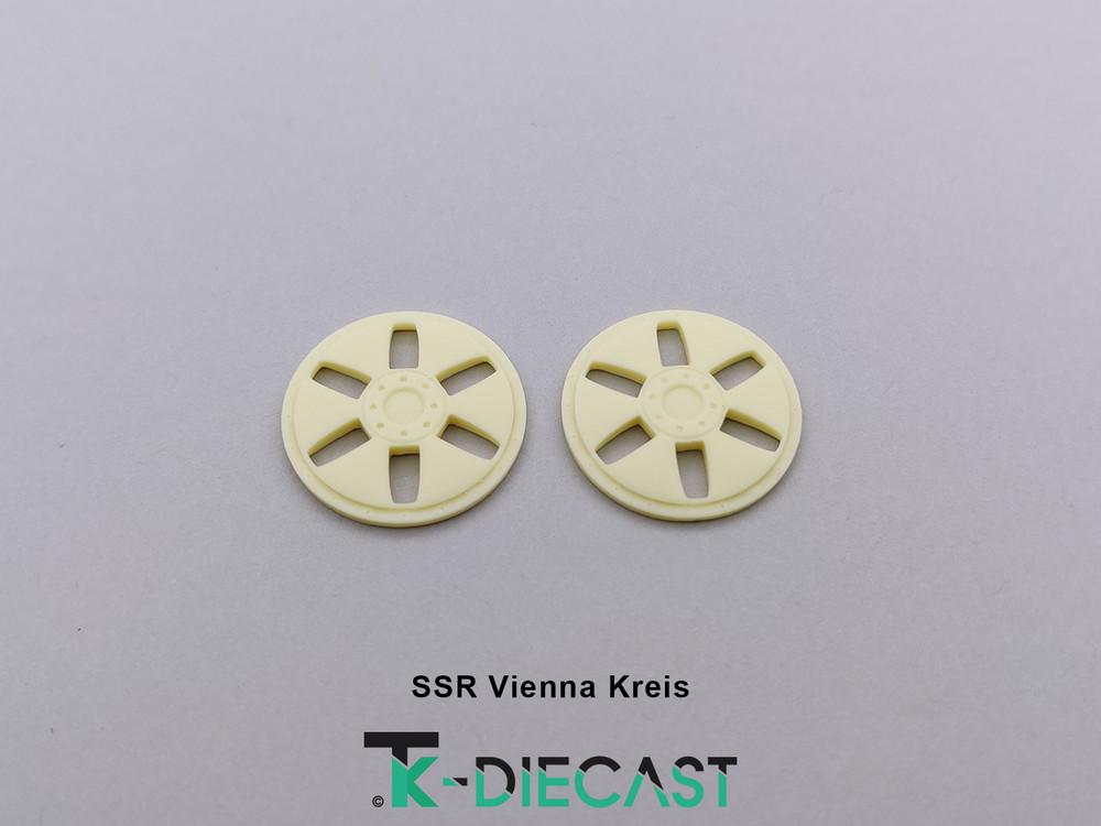 """18"""" SSR Vienna Kreis Insert"""