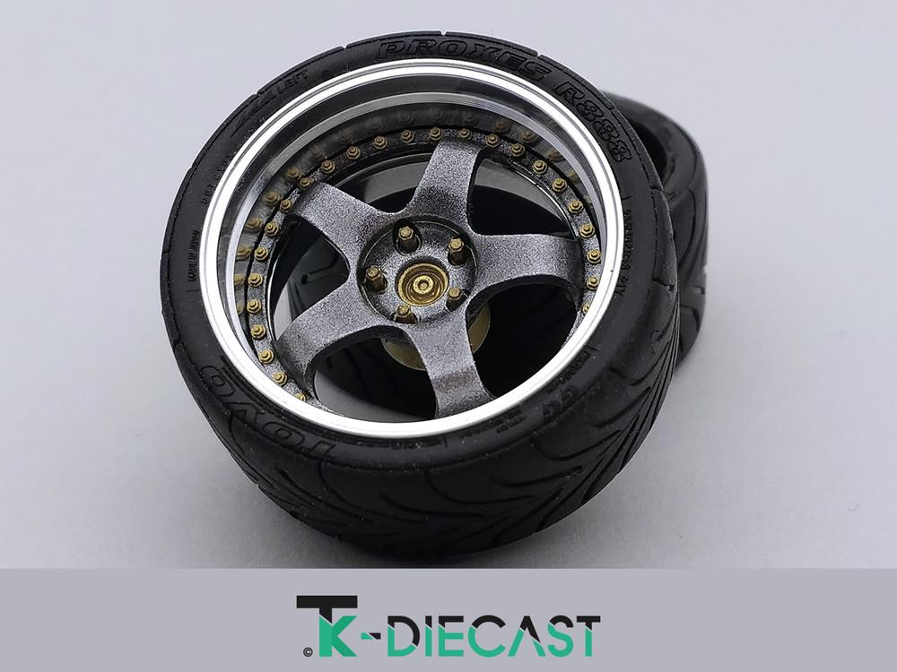 "Toyo Tires Proxes R888 - 14"", 15"""