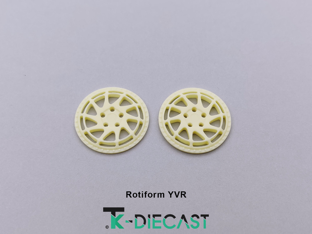 """19"""" Rotiform YVR 3 Piece Insert"""
