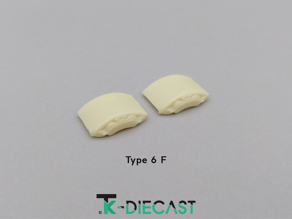 Caliper Type 6 F