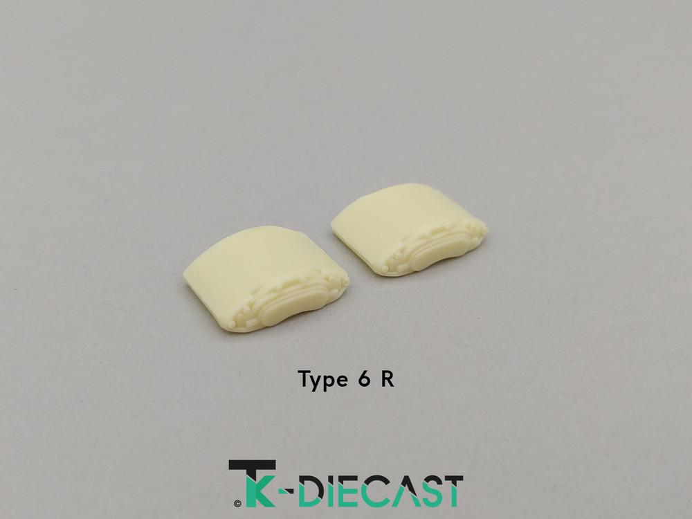 Caliper Type 6 R