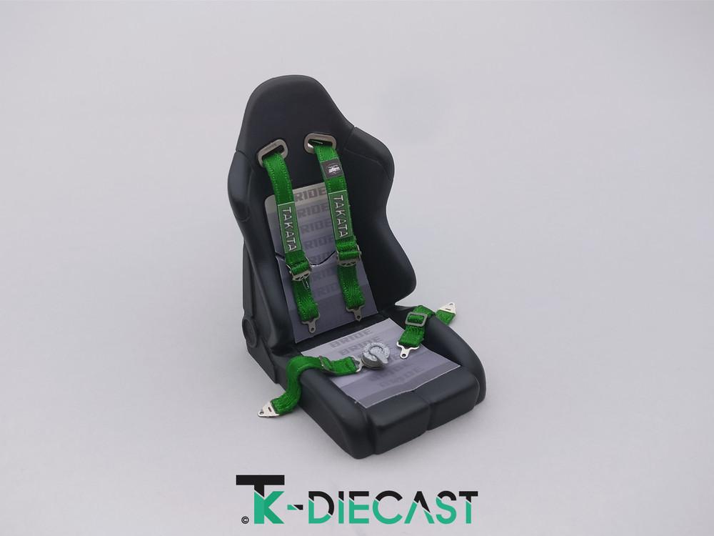 Racing Seat Harness Set