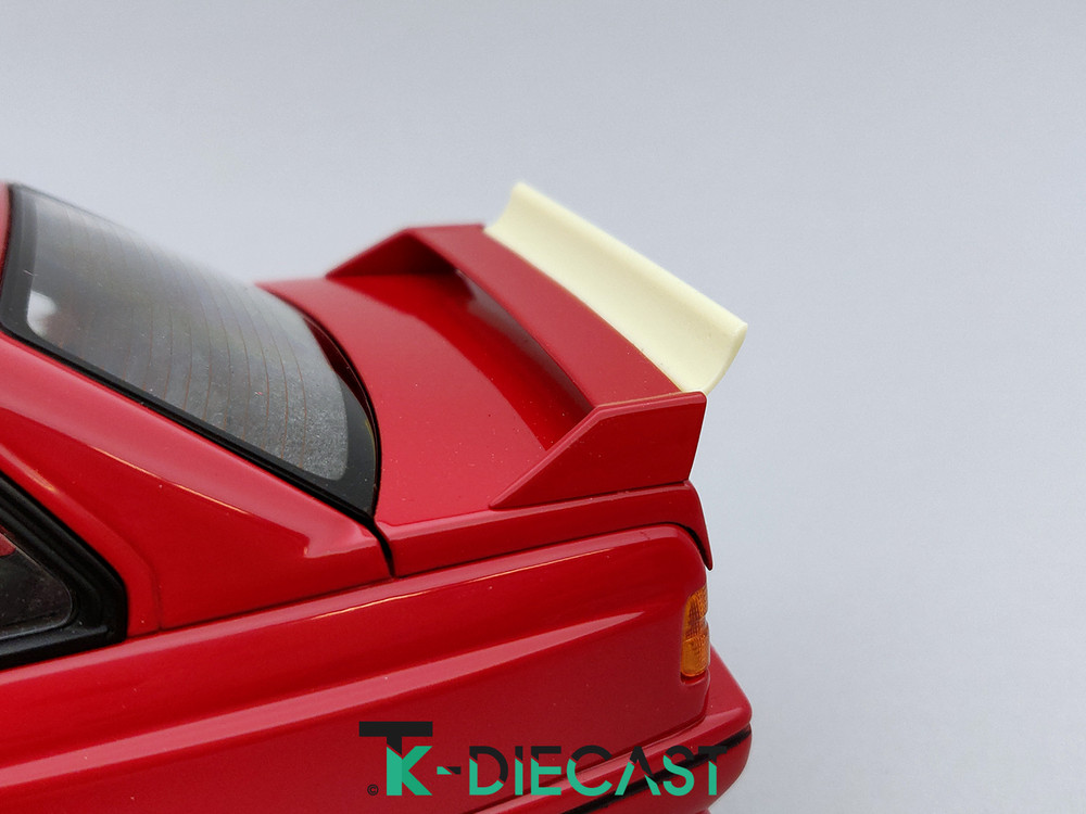 Universal Curved Spoiler Lip