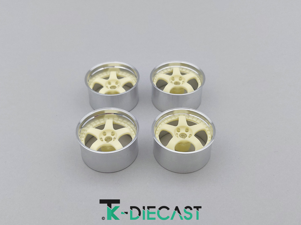 """18"""" Work Meister S1 3P Alloy (Optional Detailing Bolts)"""