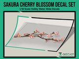 Sakura Cherry Blossom Decal Set