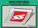 Super Street Decal Set
